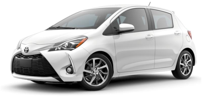 Honda Fit Vs Toyota Yaris Compare Best Hatchbacks In Dayton Oh